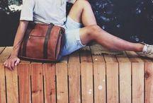 TÚI XÁCH DA DÀNH CHO NAM / Túi xách chất liệu da thiết kế trẻ trung, chất liệu bền đẹp của thương hiệu Leeandtee