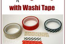 Stampin' Up! Washi Tape