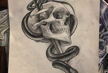 Skull Dagger