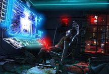 ANR - Cyberpunk