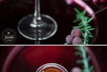 Drinking the night away / by Amanda Kincade Brimer