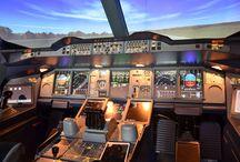 Flights Simulators at iPILOT / Look what flight simulators we have in ou locations.