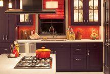 Kitchen Decor Ideas / by Gabrielle Conley