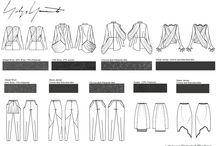 • fashion drawings •