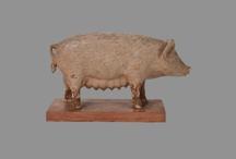   pigs   / by Debbie Chatfield