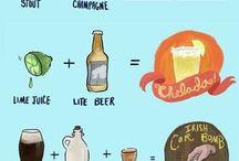 Alco, coffee & drinks