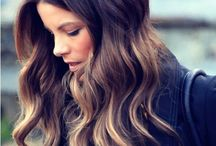 Fabulously Glam Hair / From beautiful waves to glam up dos.