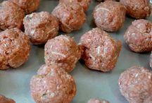 Glutenvrije recepten / Gehaktballetjes