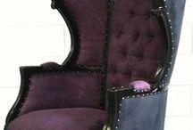 chairs & chaiselonge