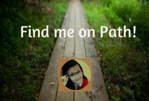 find me on path!