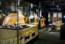 Nasze muzealnicze realizacje / Our light in museums / Przedstawiamy nasze realizacje oświetlenia w muzeach.