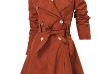 coats / by Mary Chamberlain