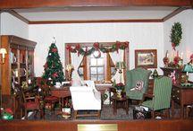 Christmas in miniature / by Josef Buchel