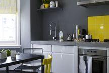 my kitchen.. / by Corinna Moxon