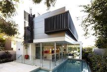 Estética y Espacios / El diseño modular permite al usuario no solamente una buena estética de la vivienda, si no un gran aprovechamiento de los espacios equilibrando estos dos conceptos.