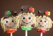 Cake pops / by Kelley Duffy