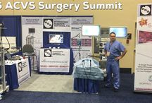 ESS, Inc. Trade-Show Photos / Images taken of the Endoscopy Support Services booth at various veterinary shows we've attended over the years.