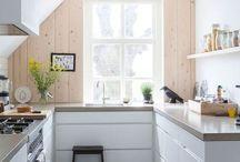 Mooie keukens / Het plan is om binnen 1 à 2 jaar te verhuizen, dus ik ga vast mooie keukens zoeken