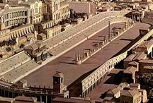 ancient stadiums and Hipodroms