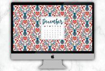 Desktop & Phone Calendars / Free Desktop & Phone Calendar for 2016