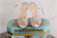 Wedding Shoes / No bridal outfit would be complete without the perfect shoes.