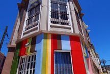 Centro / Paisajes de la Zona Centro de Chile