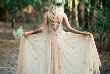 Boho wedding ispiration