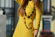 Casual Dressy sleeve dresses / Three quarter length sleeve dress for day&night. Street style and casual wear.