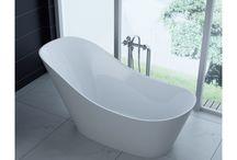 Baignoires îlots / Découvrez la nouvelle collection de baignoire îlots design de Distribain pour aménager votre salle de bain avec originalité.