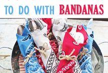 Wandaful Bandana crafts
