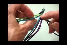 Ply split braiding / Ply split braiding
