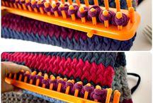 Pletení na strojku