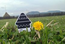 Bre. around the world / Places where our stickers have been welcomed
