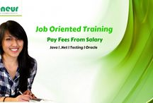Pay Training Fees from your Salary / iTpreneur is emerging as one of the leading specialist IT Training & Placement firm with a focus on providing High Quality Trainings,  Why iTpreneur? •Pay Fees from your salary. •Certified Trainers from the IT industry with rigorous understanding of specialized domain •Lecture contents prepared by Industry expert  •Live Projects to work on with IT industry standards. •Focus on cross cultural and various onshore and offshore client oriented training  Call: 8698611955