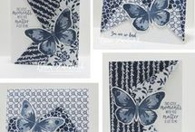 Watercolour Wings Stampin' Up!