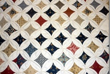 Quilts-Cathedral Window