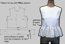 Pattern Cutting Tips and Tricks / Pattern Cutting Technical Tips and Tricks