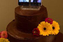 #Wedding Cakes and Cupcakes / #wedding  #cake #cupcake #cupcakes #weddingcake #weddingcakes