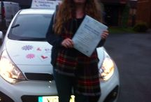 Learning Ladies Success Stories / Pass your Driving Test in Doncaster with Learning Ladies Driving School and you will have your gorgeous photo posted on my Learning Ladies Success Stories page