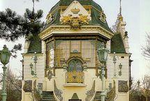 Architectural Prague
