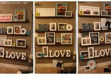 wall collages