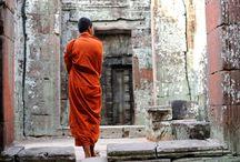 Cambodja / Ontdek Cambodja! Wie aan Cambodja denkt, denkt aan het eeuwenoude tempelcomplex van Angkor en aan de vreselijke Khmer Rouge. Cambodja is meer! Reis af naar het minder bezochte westen en verken hier vanuit een drijvende tent de mangroves van Koh Kong, ontdek de onderwaterwereld tijdens een verblijf in het superluxe Song Saa Private Island Resort of geniet van lokale specialiteiten tijdens een culinaire privétour door Phnom Penh.