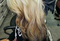 Thinking of dying my hair like this  / Reverse ombré