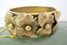 Vintage Bracelets on VintagObsessions / Vintage Bracelets that I sell on Etsy