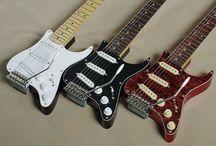 Mé rekonstrukce komplet čsl.el.kytar -JOLANA-