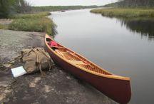 Canoeing, Kayaking, Paddling