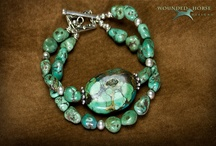 Wounded Horse Designs / Jewelry you want to wear and you want to be seen wearing. / by Judy Patton