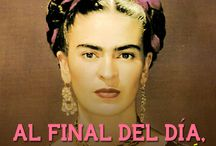 Frida Kahlo quotes, art, images / A life of creativity, love and struggle