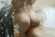 malarstwo, rysunek