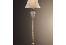 Home Decor - Floor Lamps / by Lbc Lighting